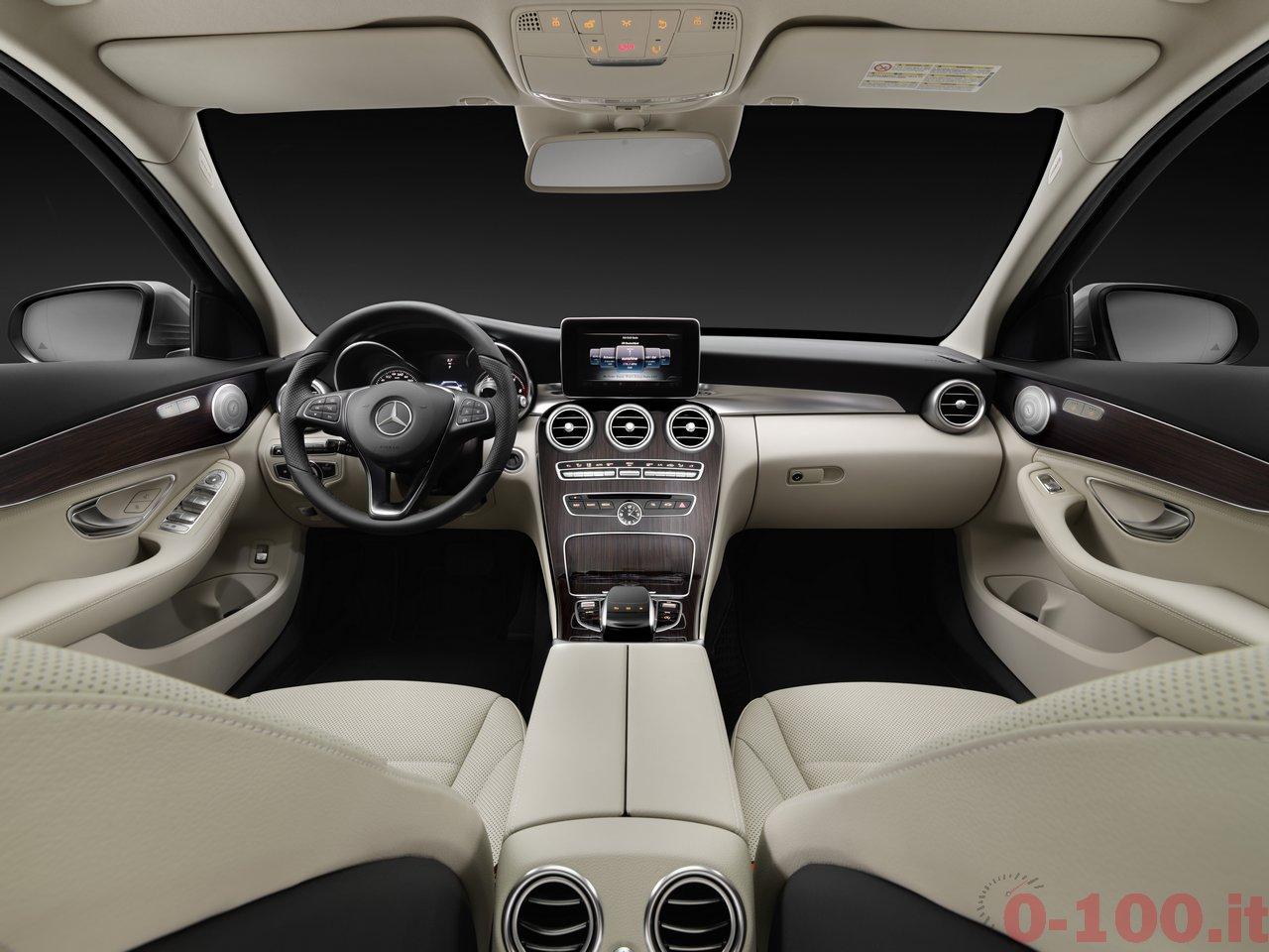 Mercedes-Benz C 200 BlueTEC, T-Modell (S 205) 2014