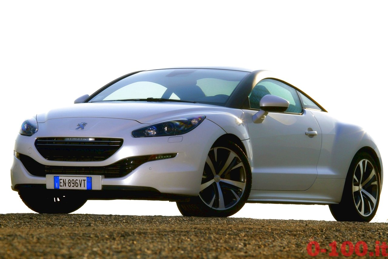 test drive peugeot rcz 1 6 thp 200 cv 0. Black Bedroom Furniture Sets. Home Design Ideas