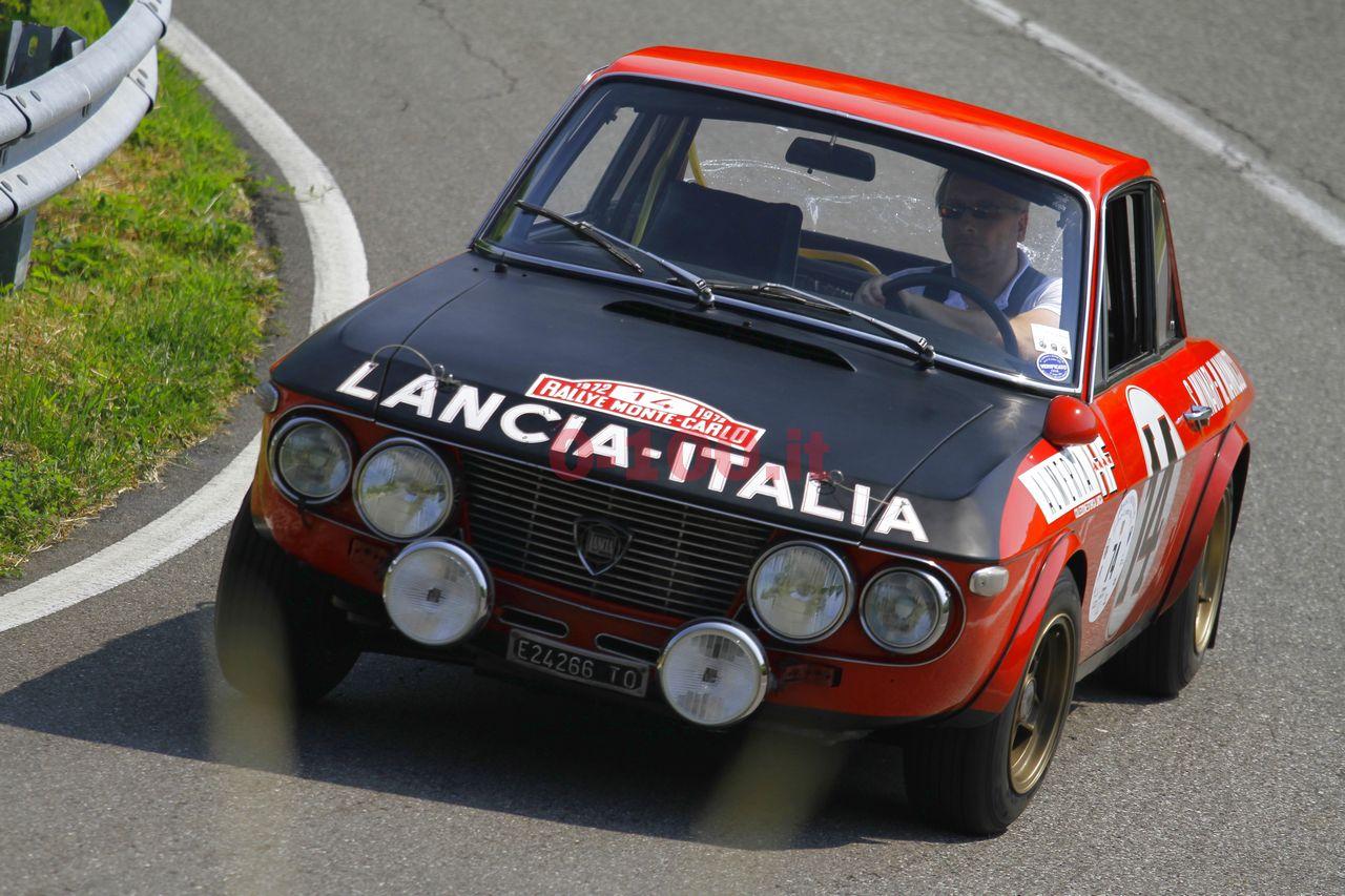 Vernasca-Silver-flag-2014-Lancia-Aurelia-Appia-Stratos-Flaminia-037-Delta-LC1_122