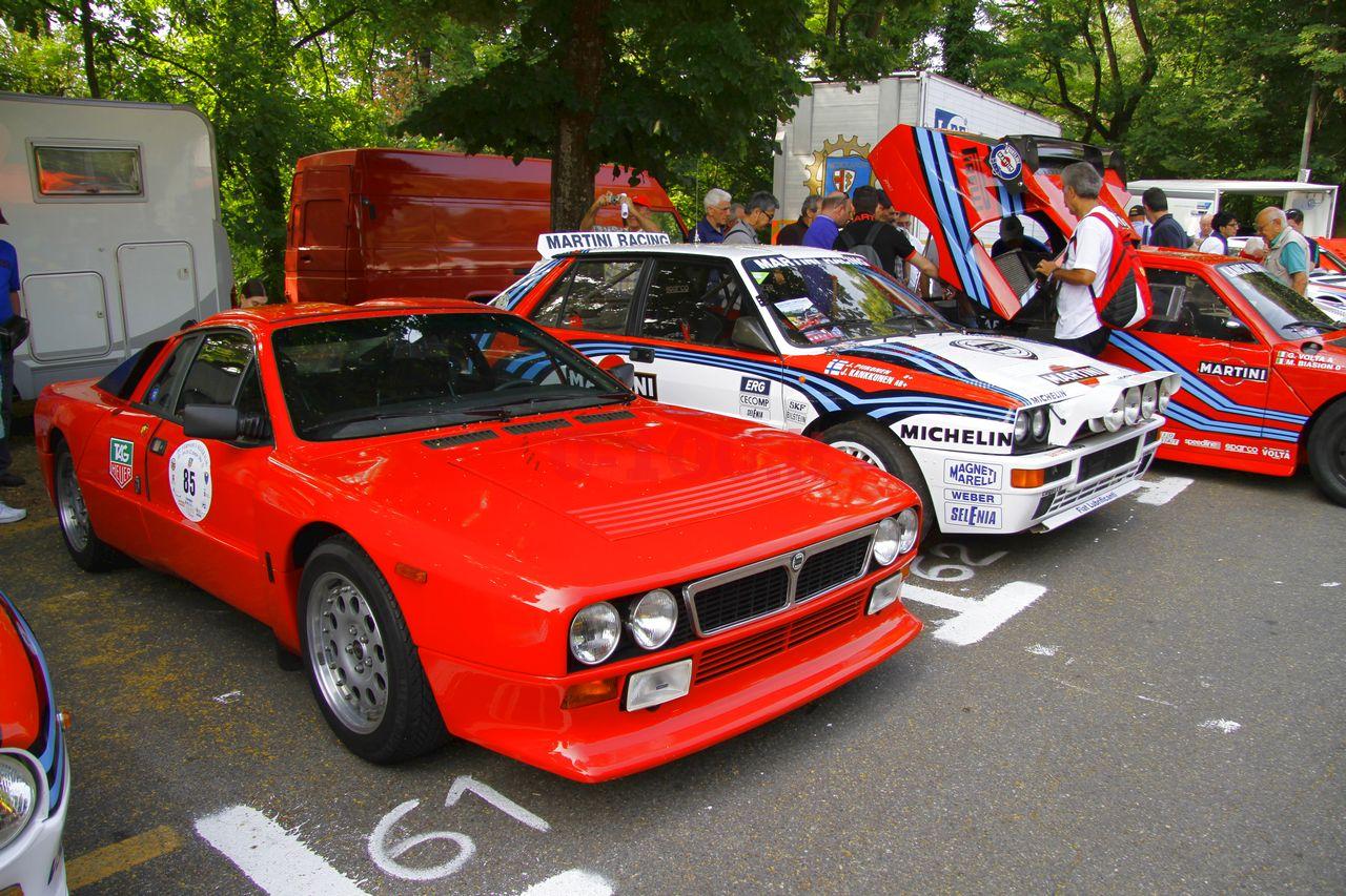 Vernasca-Silver-flag-2014-Lancia-Aurelia-Appia-Stratos-Flaminia-037-Delta-LC1_5