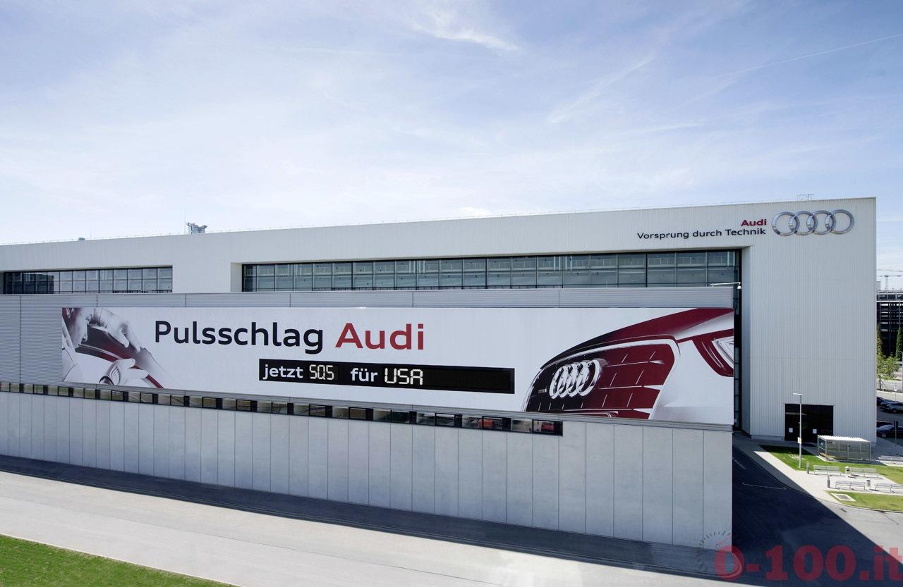 Sechsmillionster Audi mit quattro-Antrieb