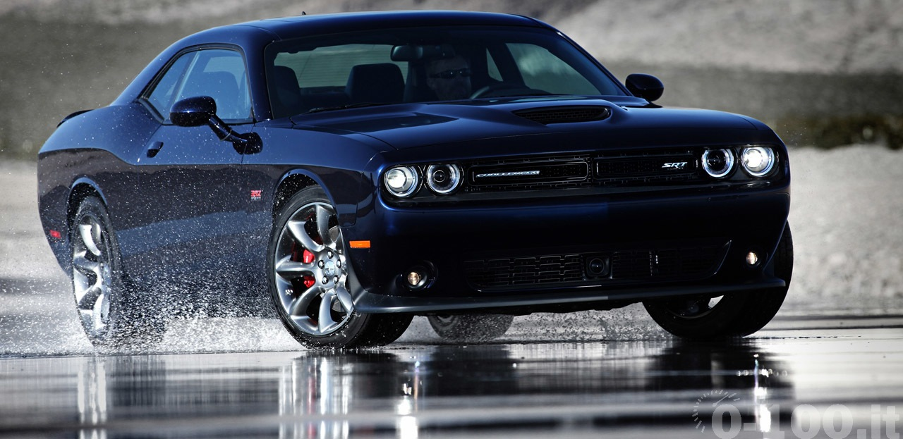 2015 Dodge Challenger SRT