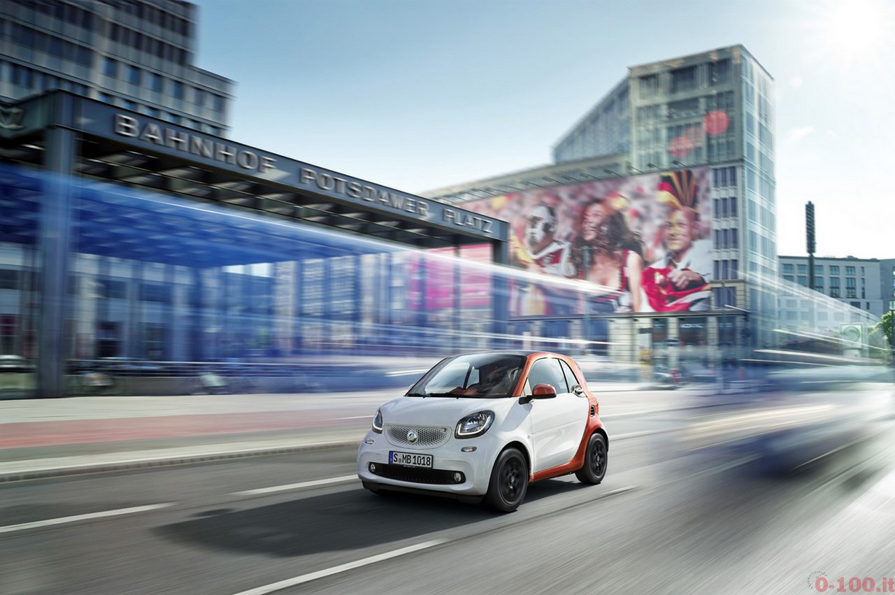Der neue smart fortwo, 2014 The new smart fortwo, 2014