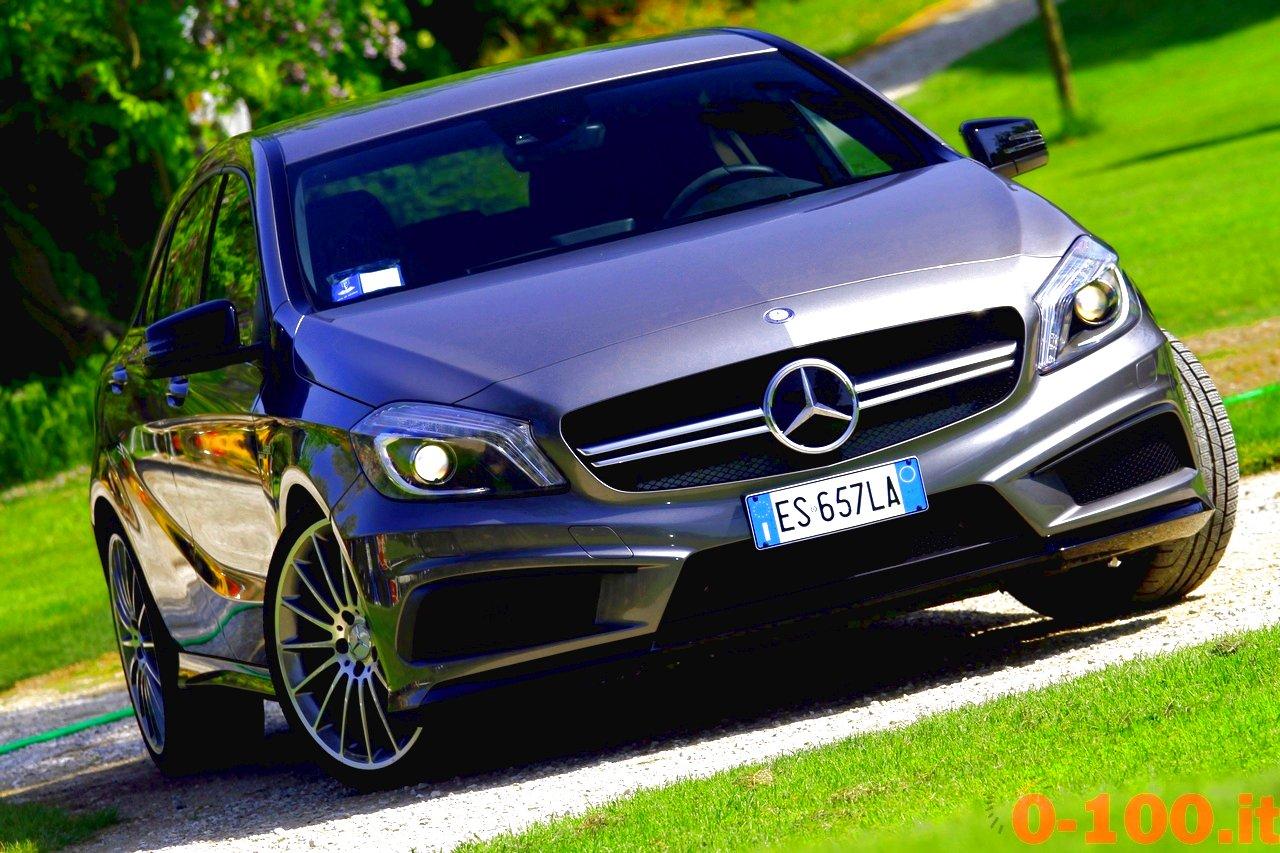 Test Drive: Mercedes A45 AMG