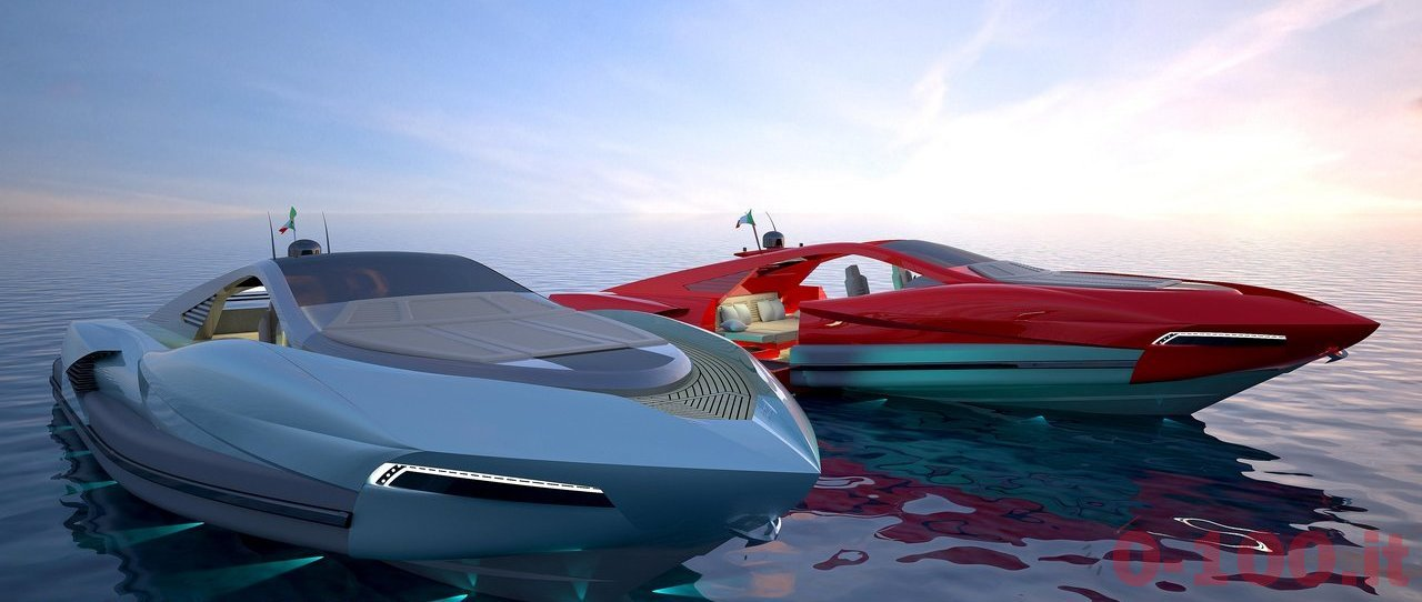 Italian Charme 45 by Studio Pannone Architetti yacht luxury tender rib-0-100_1