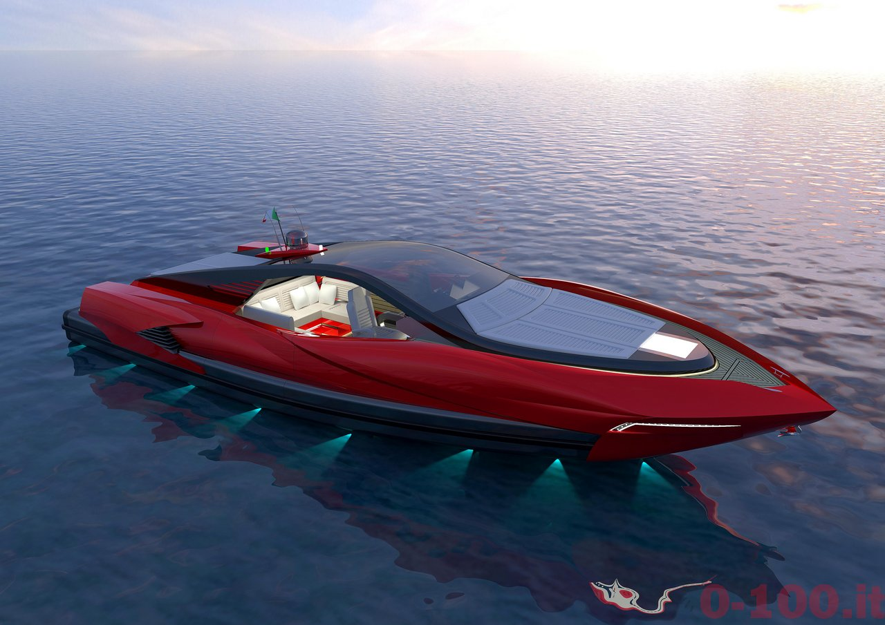 Italian Charme 45 by Studio Pannone Architetti yacht luxury tender rib-0-100_2