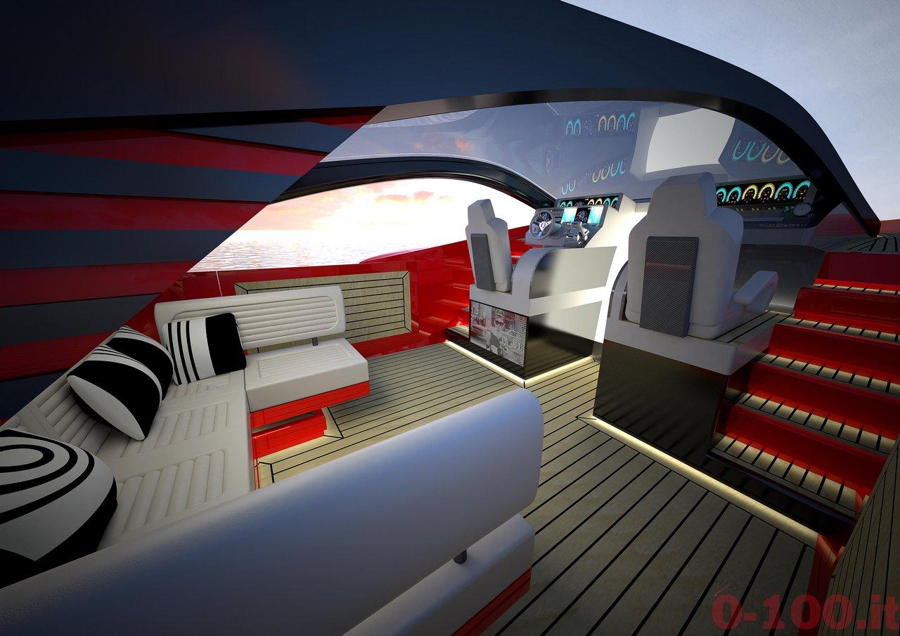 Italian Charme 45 by Studio Pannone Architetti yacht luxury tender rib-0-100_4