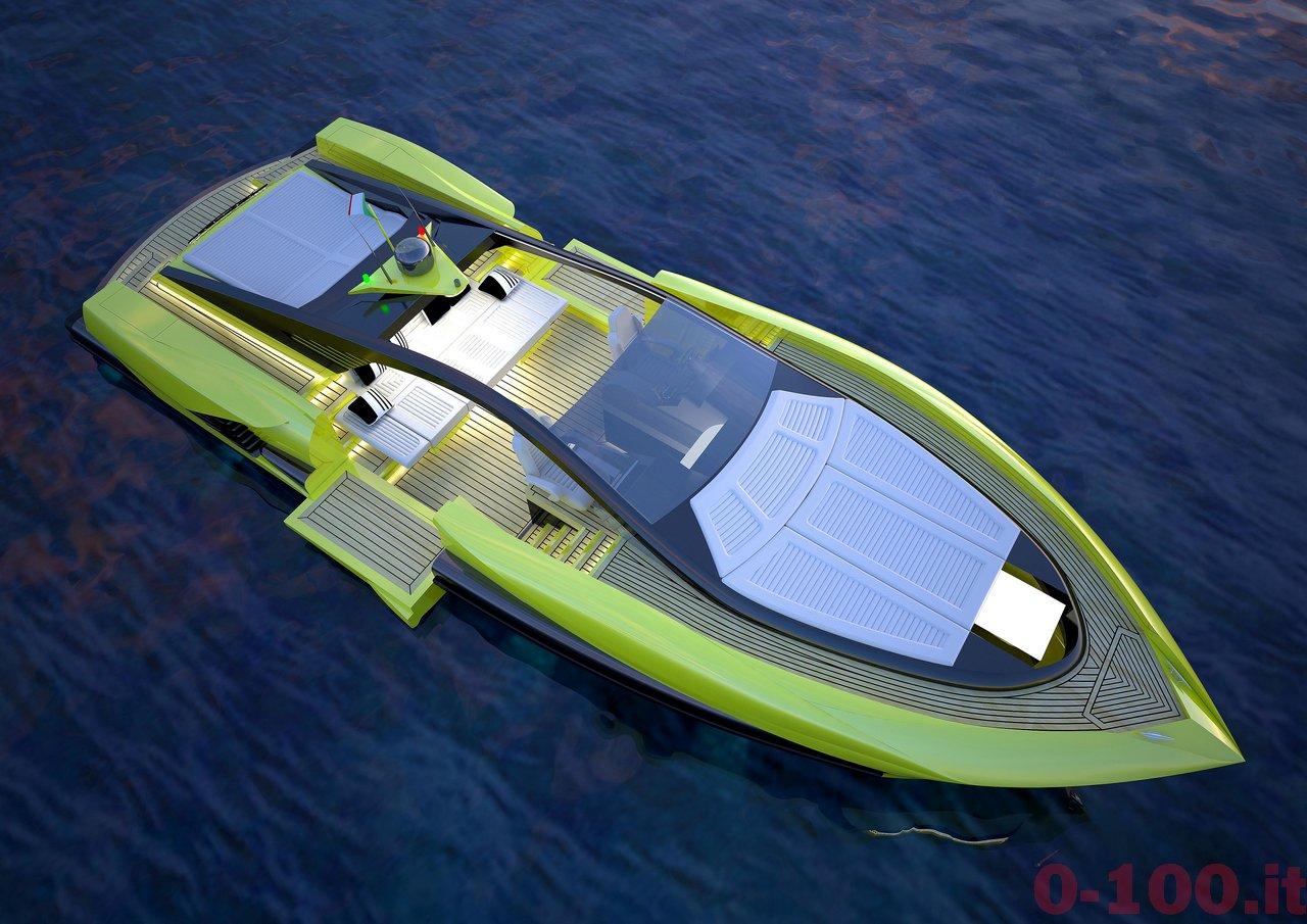 Italian Charme 45 by Studio Pannone Architetti yacht luxury tender rib-0-100_5