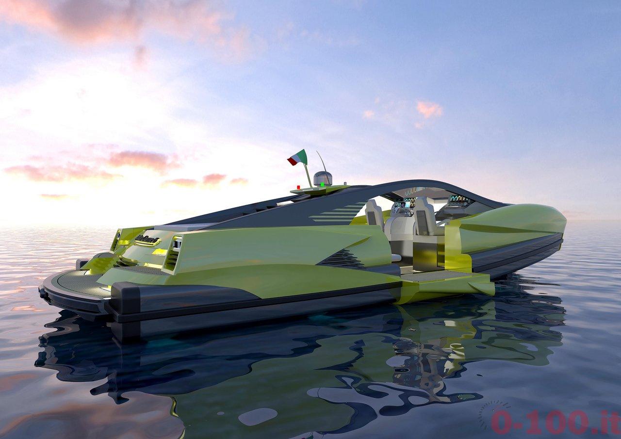 Italian Charme 45 by Studio Pannone Architetti yacht luxury tender rib-0-100_6