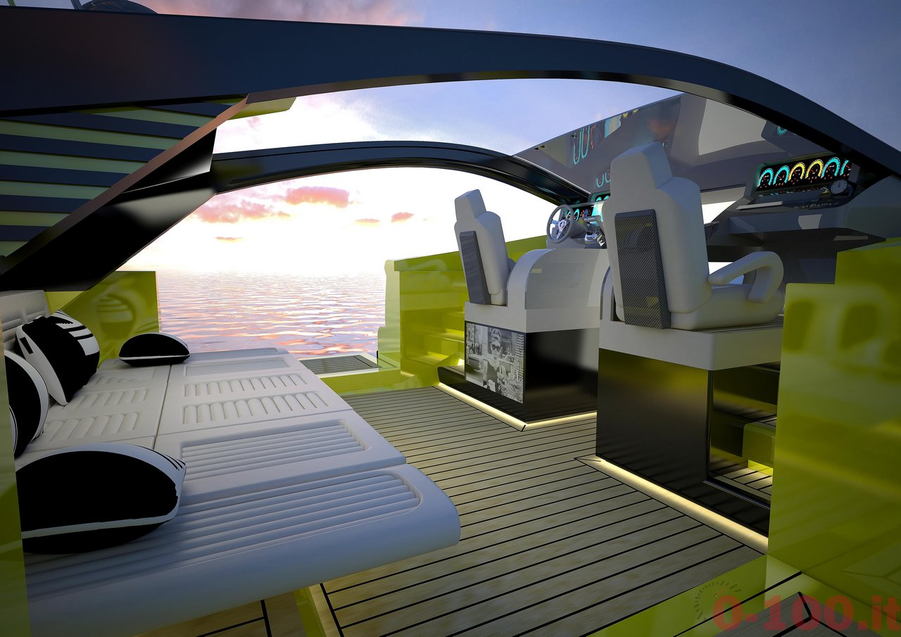 Italian Charme 45 by Studio Pannone Architetti yacht luxury tender rib-0-100_7