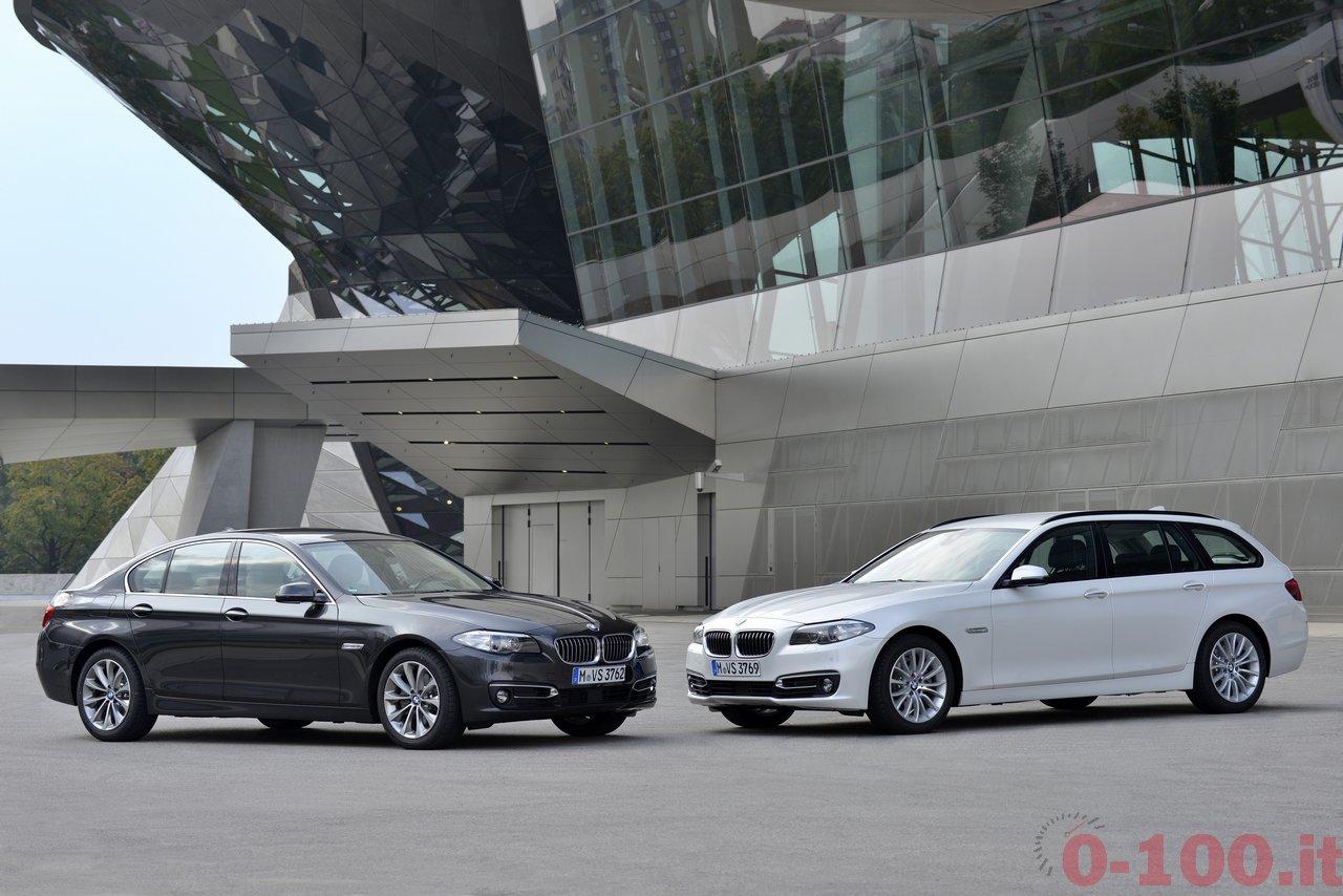 BMW 518d, BMW 520d Touring