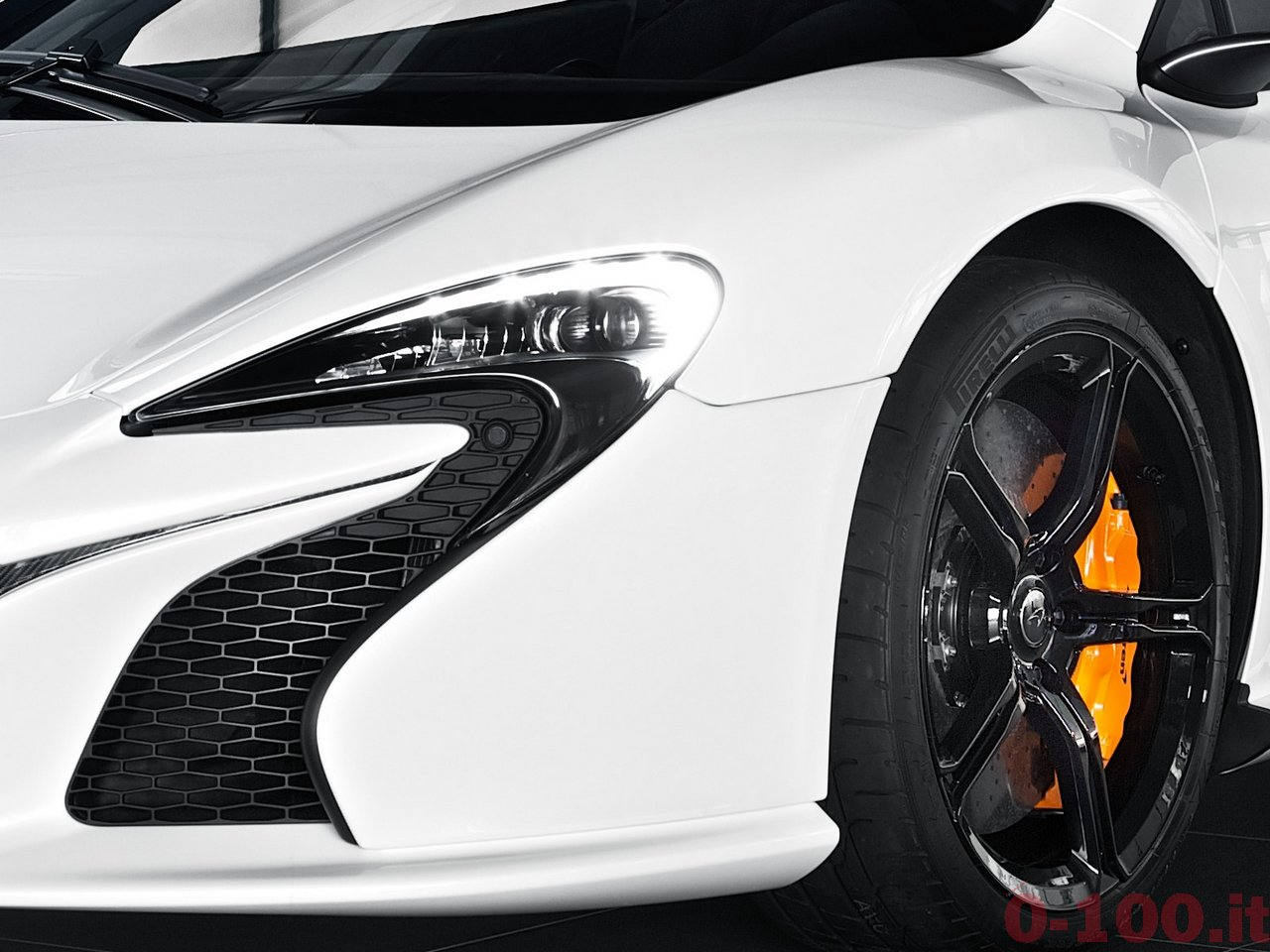 McLaren Automotive 650S MSO