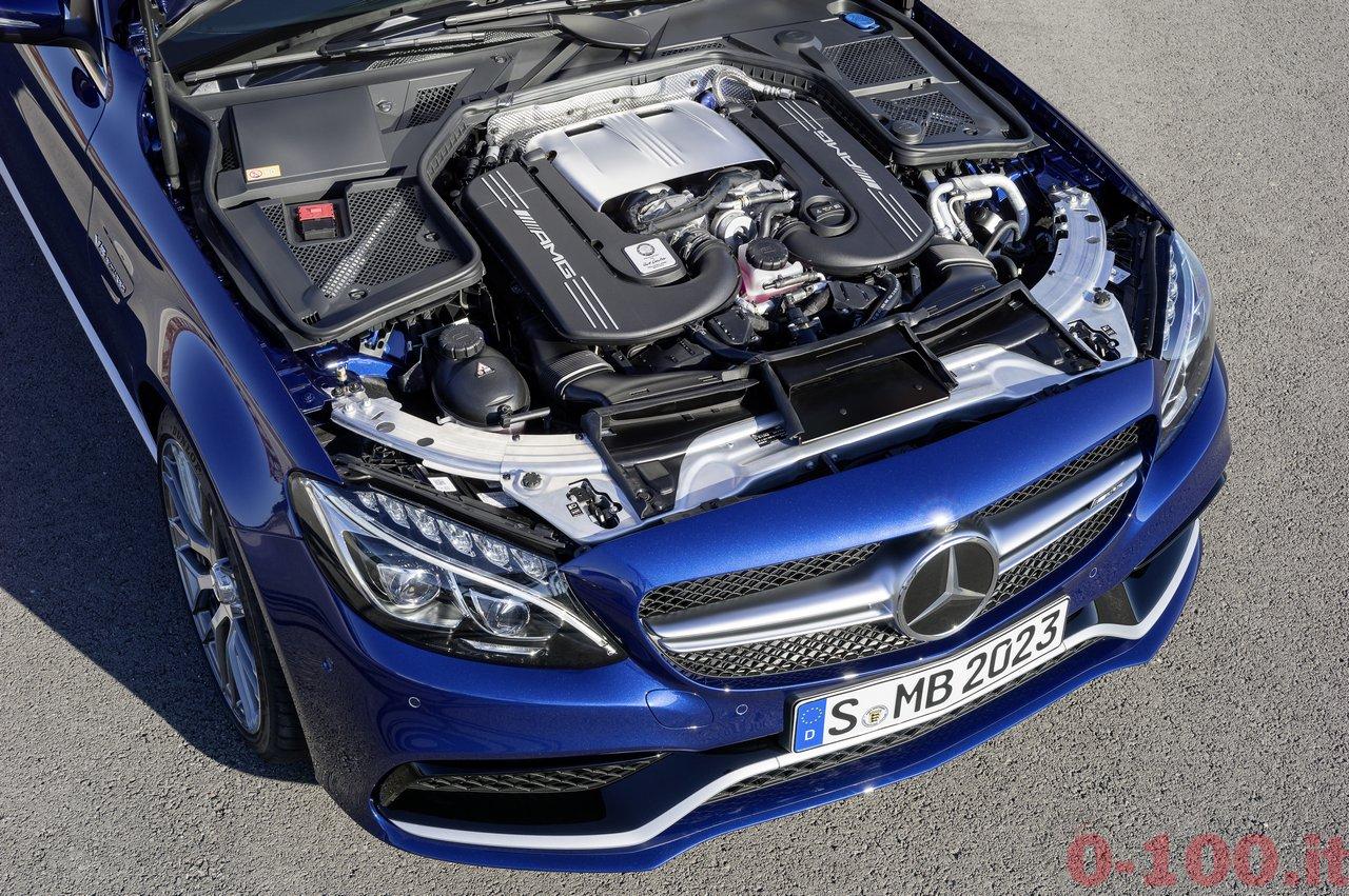 Mercedes-AMG C 63 (BR 205); 2014