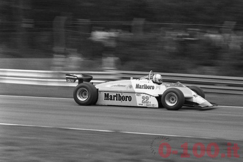 Andrea de Cesaris (ITA) (Marlboro Team Alfa Romeo), Alfa Romeo 182