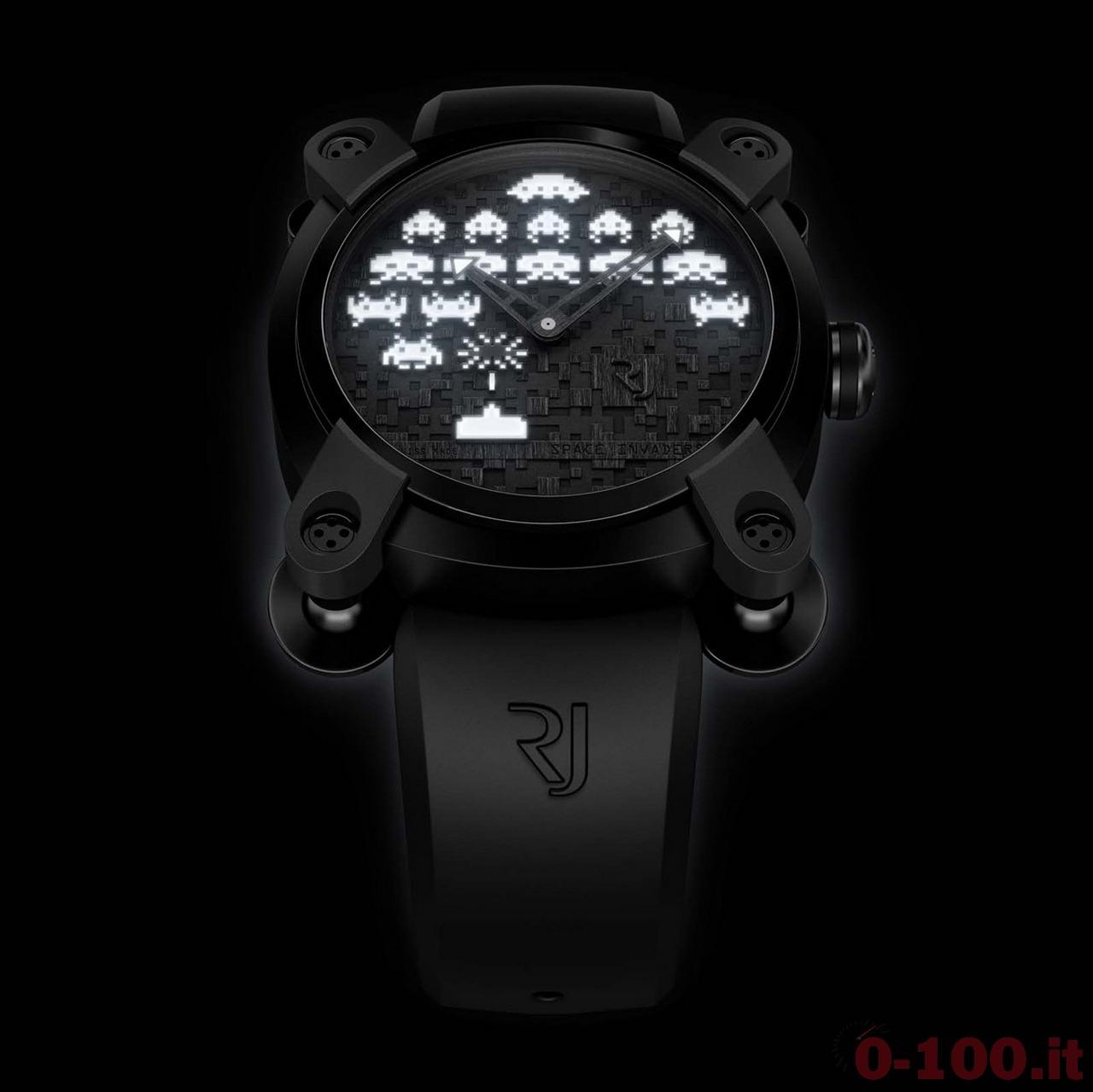 RJ-Romain Jerome Space Invaders 40 Next level Limited Edition Ref. RJ.M.AU.IN.021.02, Ref. RJ.M.AU.IN.021.01 prezzo price-0-100_2