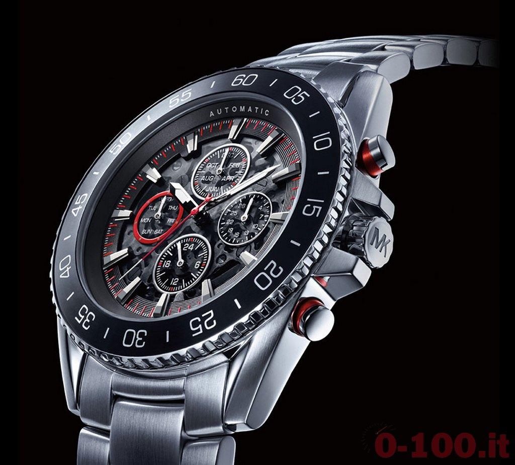 Michael kors jetmaster automatic watch 0 for Pietro milano orologi