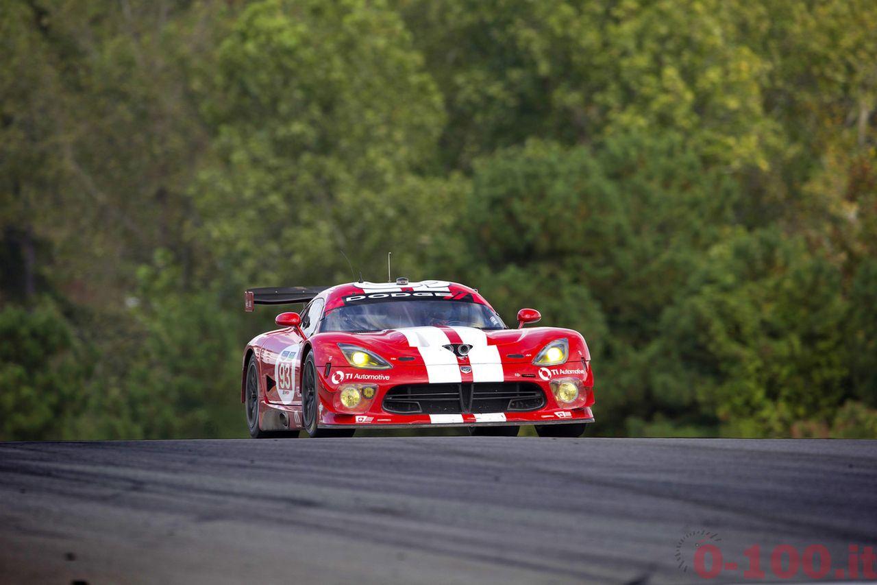 Dodge Viper SRT GTS-R Petit Le Mans 2014