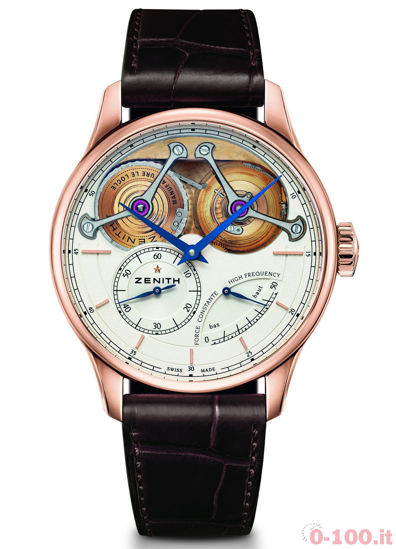 Zenith Academy Georges Favre-Jacot Limited Edition-0-100_1