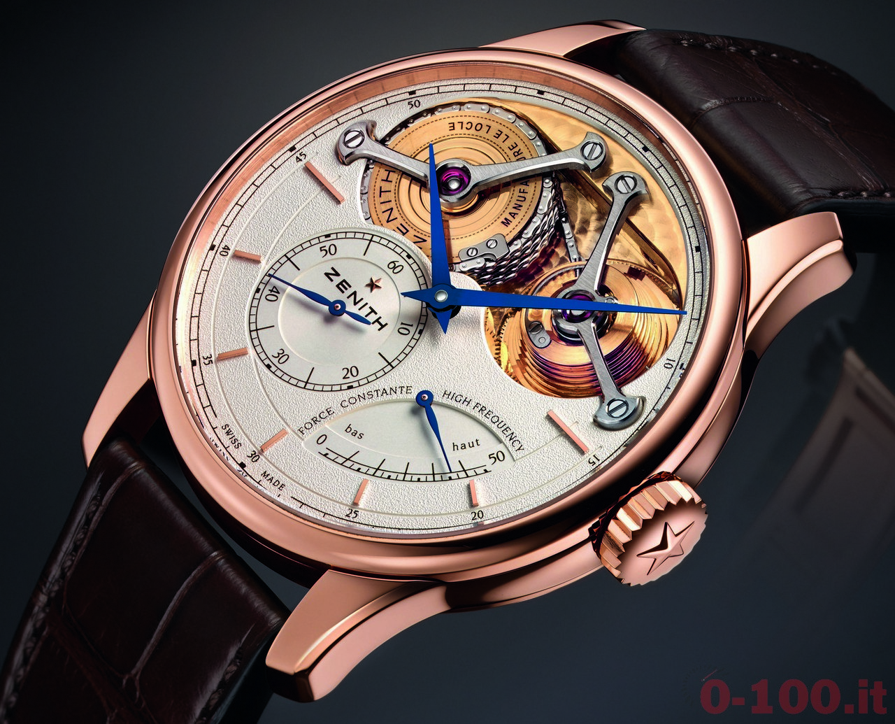 Zenith Academy Georges Favre-Jacot Limited Edition-0-100_3