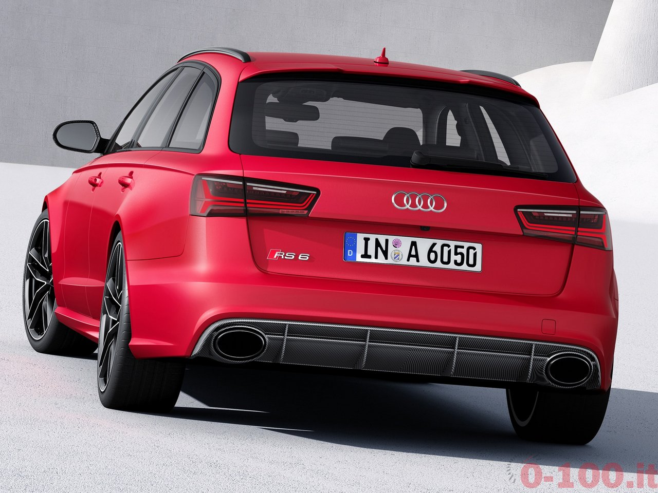 audi s6 e rs6 i prezzi sul mercato italiano 0. Black Bedroom Furniture Sets. Home Design Ideas