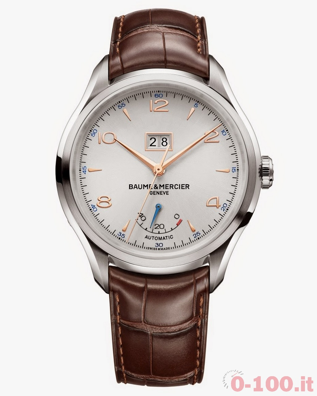 Baume & Mercier - Clifton Automatic Big Date and Power Reserve 2