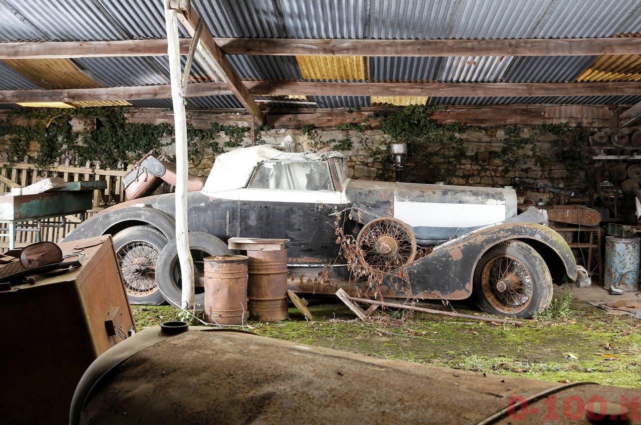 Hispano Suiza H6B cabriolet Millon-Guiet, Collection Baillon - -® Artcurial