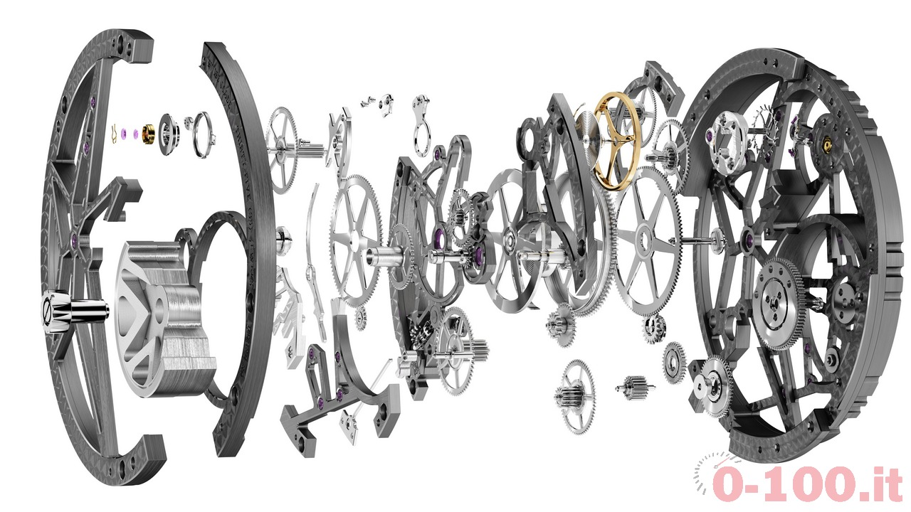 RD820SQ Exploded Movement_560764