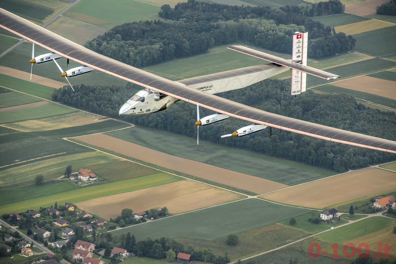 Solar Impulse 2 first flight Solar Impulse | Revillard | Rezo.ch