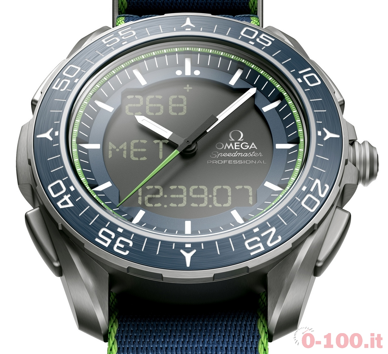 07273d1a963 Omega Speedmaster Skywalker X-33 Solar Impulse Limited Edition Ref ...