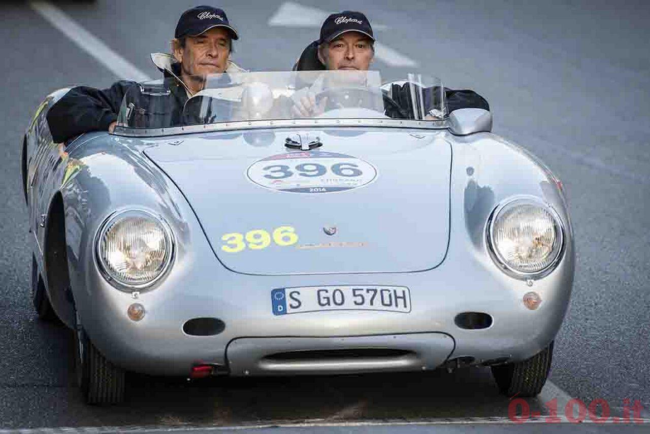 Jacky Ickx, Karl-Friedrich Scheufele, Porsche 550 Spyder RS