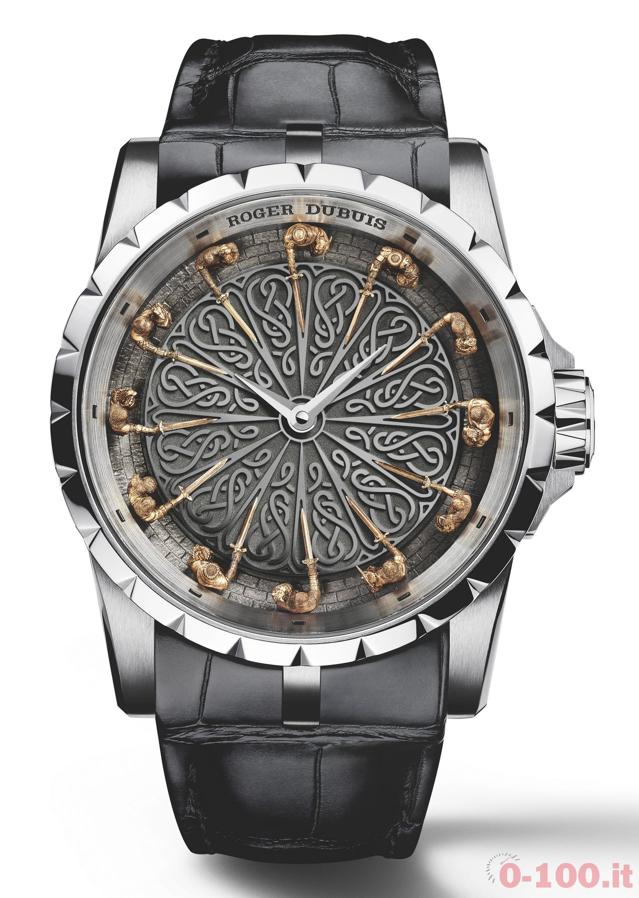 Roger dubuis excalibur knights of the round table limited - Knights of the round table watch price ...