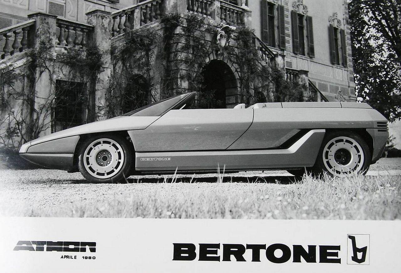 Bertone-athon-1980