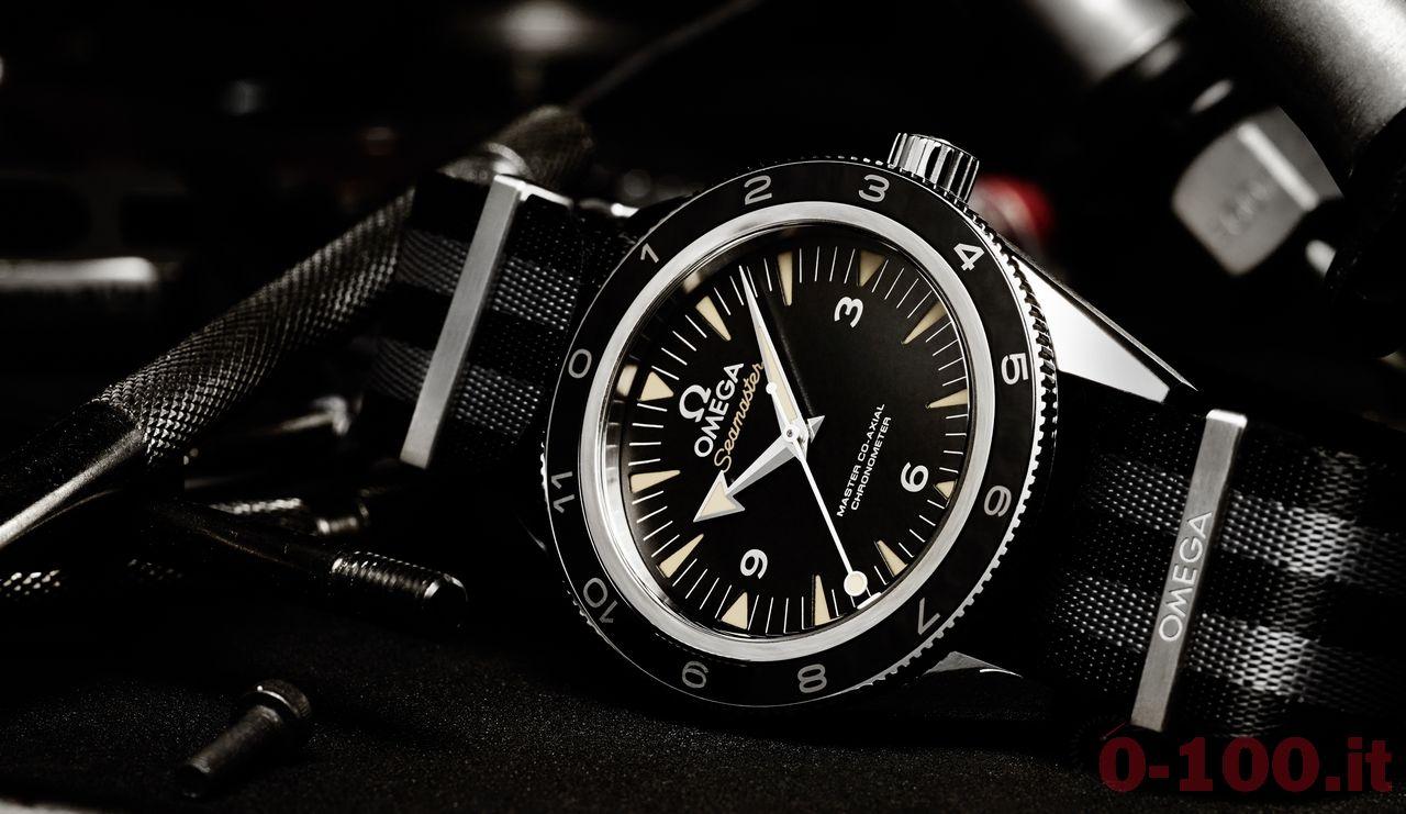 Orologio Omega Seamaster 300 Spectre