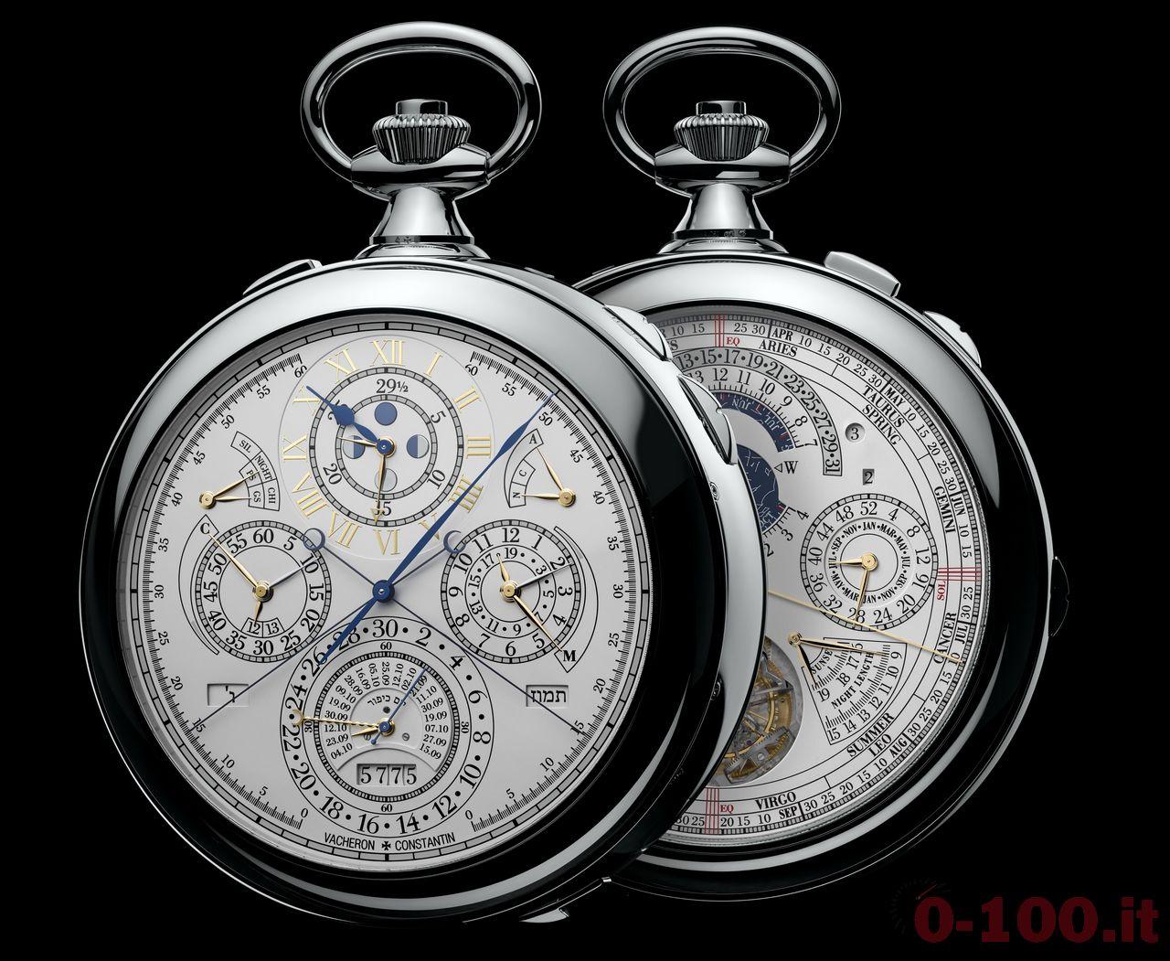 Costantin Calendario 2020.Vacheron Constantin Referenza 57260 0 100 It