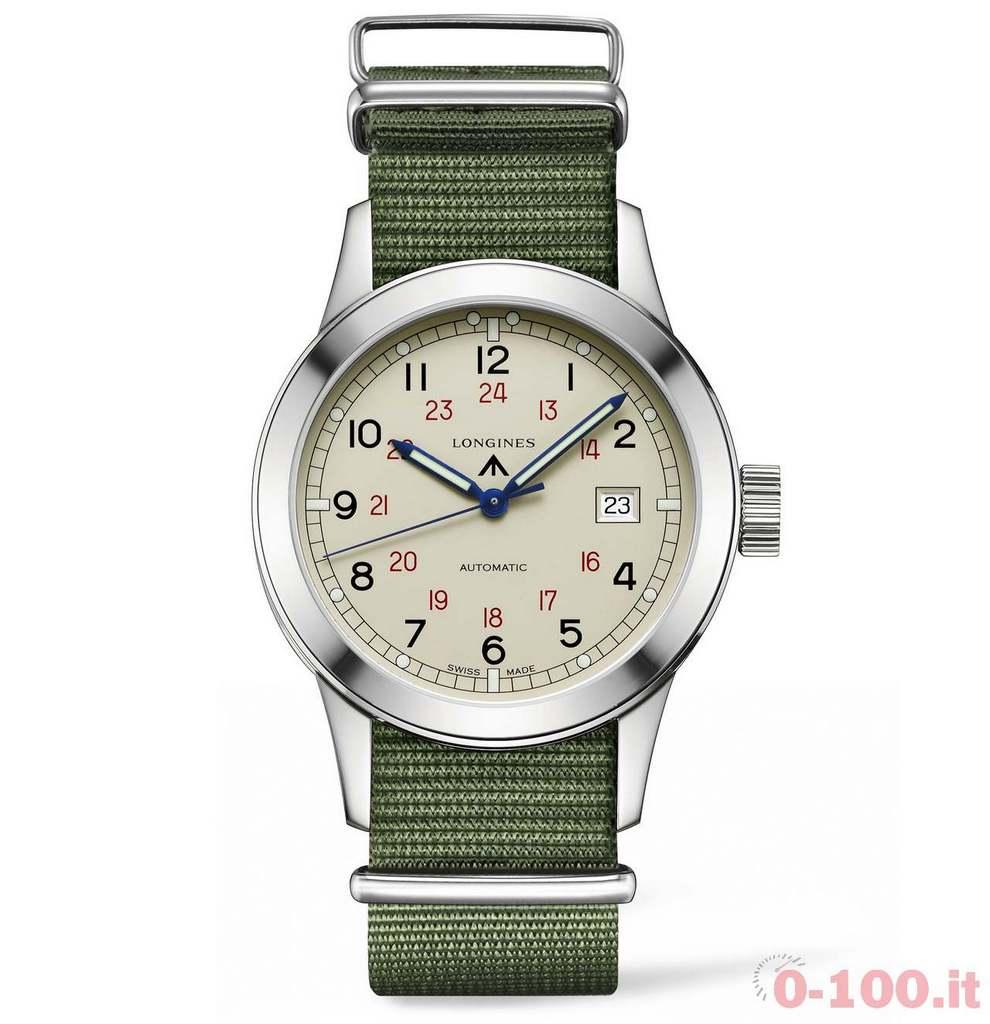 The Longines Heritage Military COSD Ref. L2.832.4.73.5 prezzo_price_0-1003