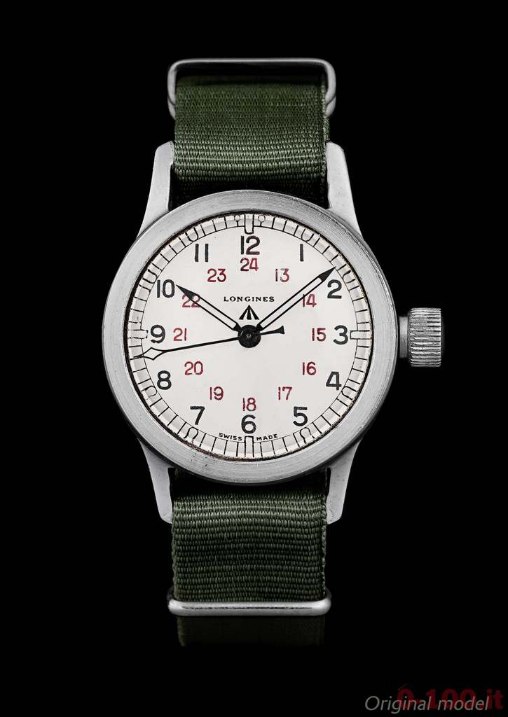 The Longines Heritage Military COSD_0-1004