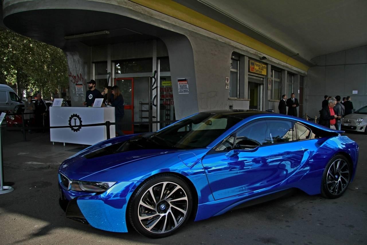 Garage italia customs lapo elkann inaugura la nuova sede - Garage italia customs piazzale accursio ...