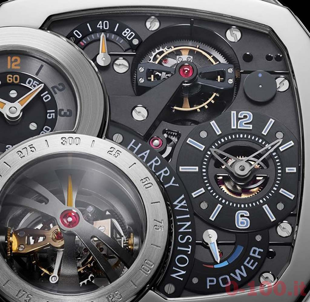 Harry Winston unleashes the Histoire De Tourbillon 6, sporting a triple-axis tourbillon