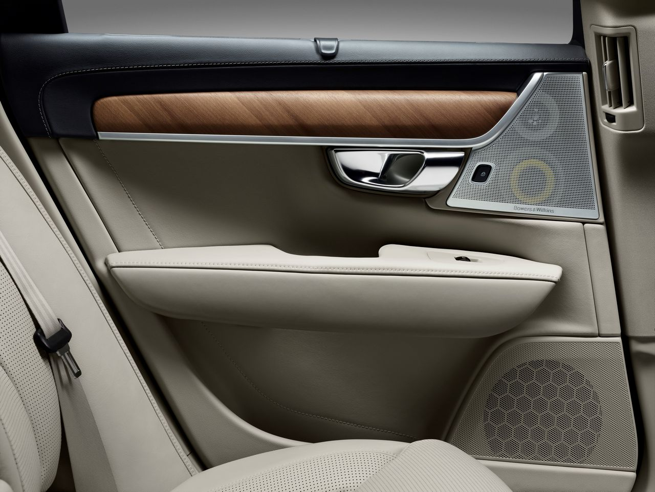 Interior rear door Volvo S90