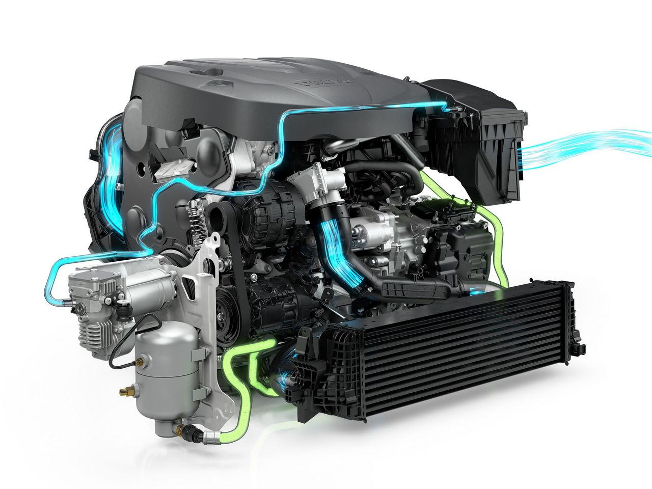 PowerPulse air from filter