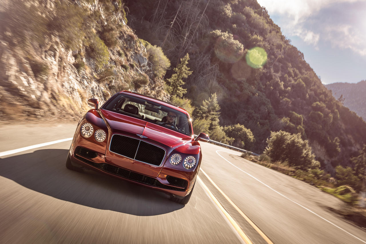 Bentley Flying Spur V8 S (2)