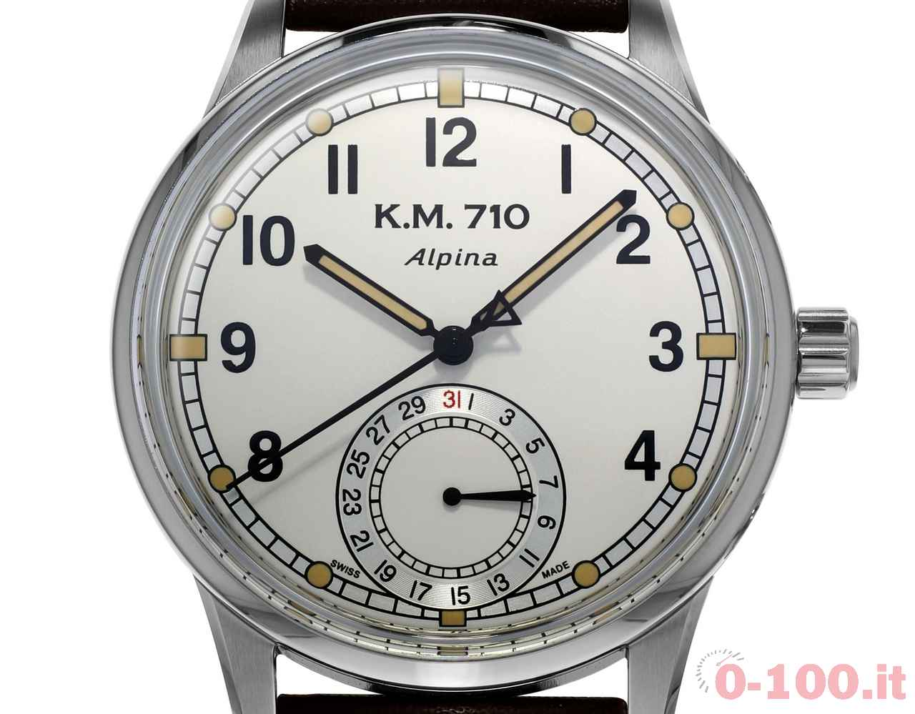 Alpina KM-710 Ref. AL-710KMV4E6