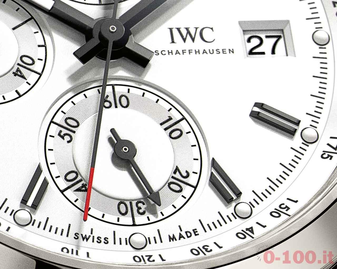 "INGENIEUR CHRONOGRAPH EDITION ""W 125"""