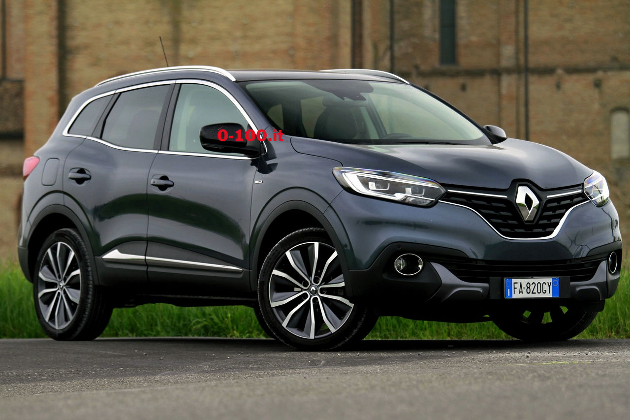test drive renault kadjar dci 130 cv bose energy 4x4 0. Black Bedroom Furniture Sets. Home Design Ideas
