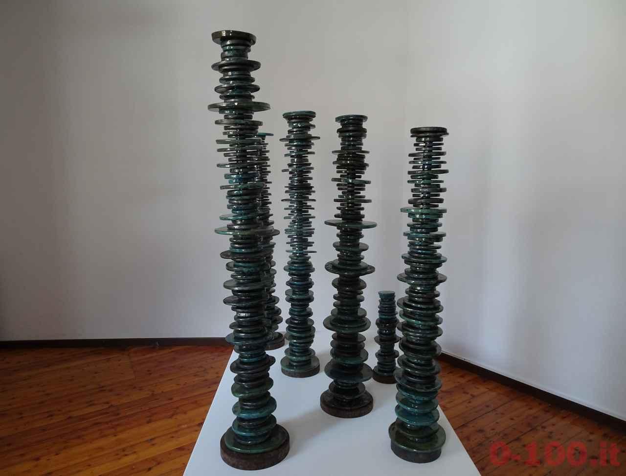 Contexto 2016- Adriana Albertini, - verderame, 2011 ceramica_0-100