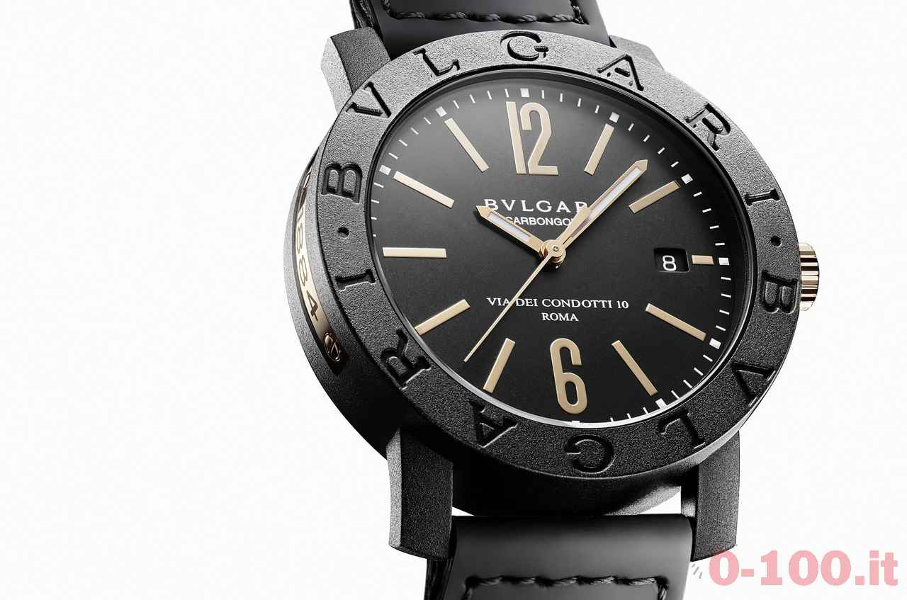 taglia 40 71d87 15b6e Bulgari Carbon Gold - 0-100.it