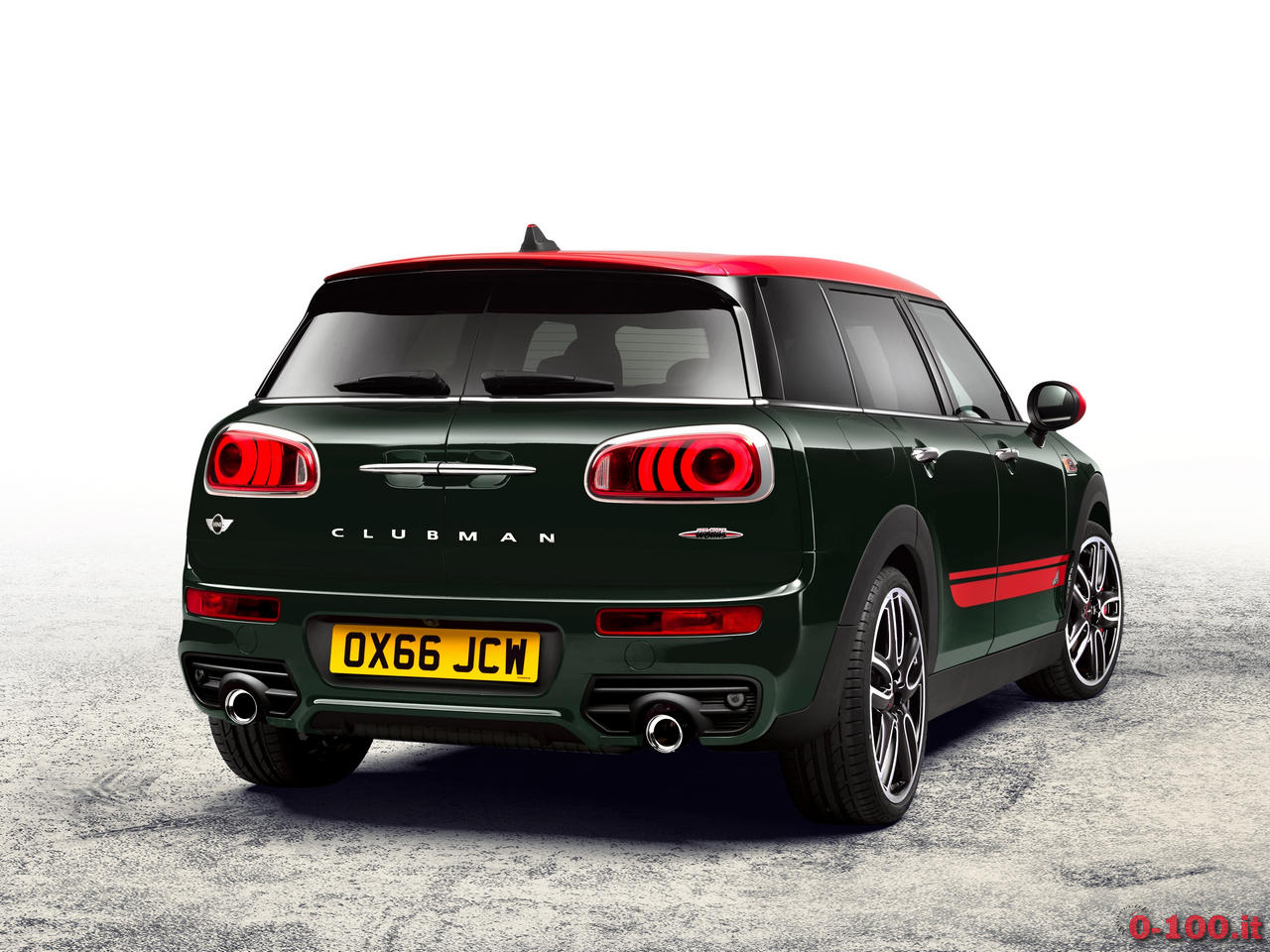 anteprima parigi 2016 mini john cooper works clubman 0. Black Bedroom Furniture Sets. Home Design Ideas
