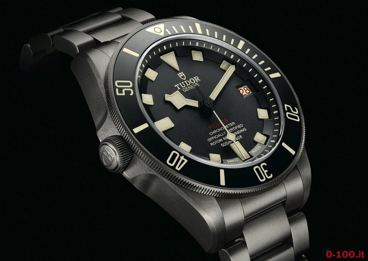 Tudor pelagos lhd left handed 0 - Tudor dive watch price ...
