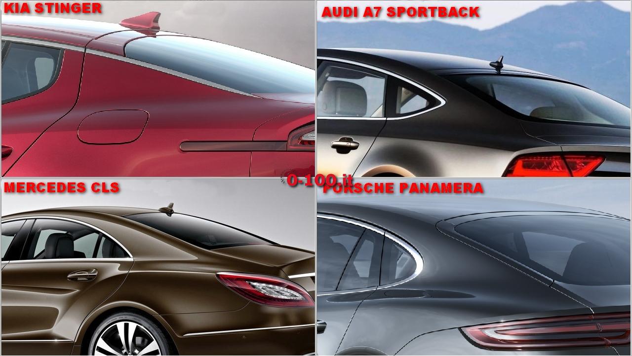 Kia-STINGER-C-pillar-audi-a7-porsche-panamera-mercedes-cls-