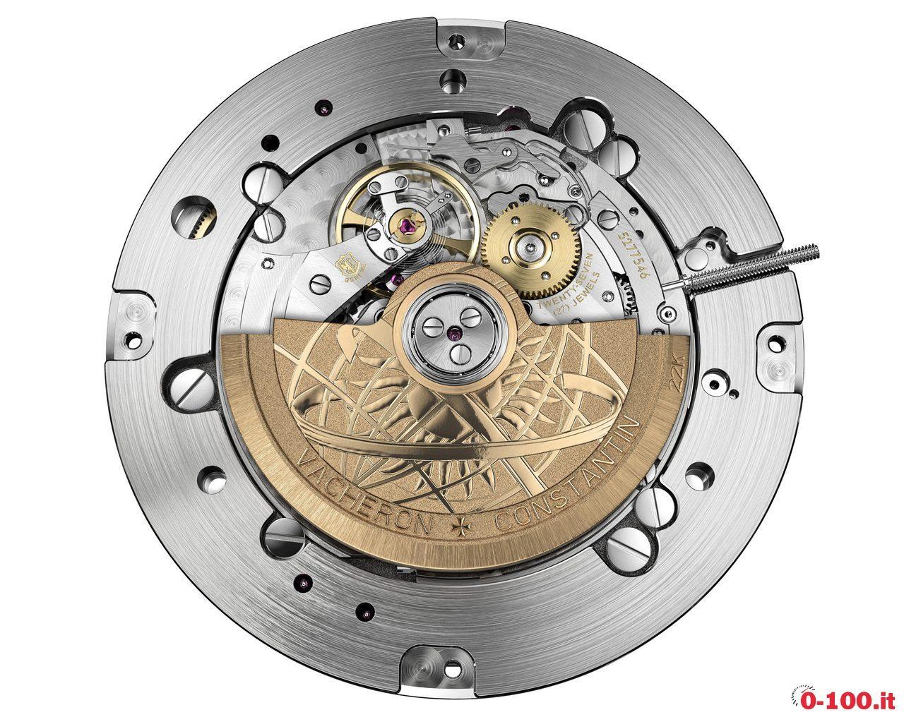 calibre 2460 RT Copernic verso